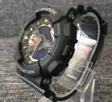 CASIO G SHOCK GA-110RG-1AER BLACK&ROSE GOLD XLARGE ANALOG&DIGITAL BRAND NEW