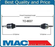 Fits Toyota Tercel 1983-1988 SurTrack TO-8037 CV Axle Shaft Drivers Side