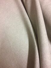 "SILVER WOVEN CURTAIN FABRIC 55"" (140)CM WIDE SUPER SOFT DURABLE FABRIC"