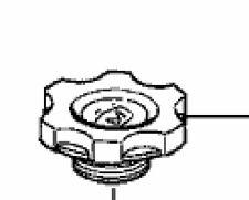 15610-PK1-000 - Genuine Honda Cap Assy., Oil Filler
