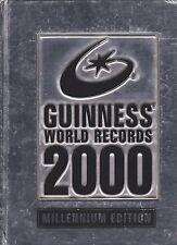 GUINNESS WORLD RECORDS - 2000 - Millennium Edition