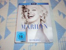 Forever Marilyn 10 Klassiker auf Blu-ray (Kollektion)  NEU OVP
