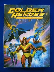 Golden Heroes RPG - Games Workshop 01012 - VG