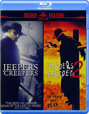Jeepers Creepers 1 & 2 | Victor Salva | New | Sealed | Blu-ray