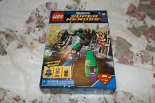 Lego Super Heroes Superman vs. Power Armor Lex (6862) New