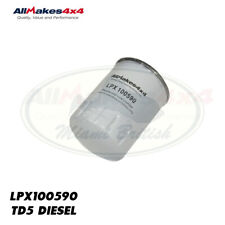 LAND ROVER DIESEL OIL FILTER Td5 DISCOVERY II DEFENDER LPX100590 ALLMAKES4x4