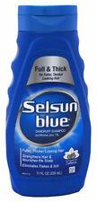 Selsum Blue Dandruff Shampoo, 11oz 041167613207A592