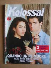 Rivista di Fotoromanzi KOLOSSAL n°306   [D57]
