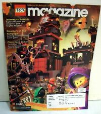 Lego magazine Official PLAY book  of the Club (JULY-AUGUST 2005)
