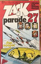 Space 1999 Zack Parade 27 German Paper back Gerry Anderson 1978