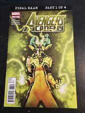"""Avengers Academy#34 Incredible Condition 9.2(2012)""""Final Exam"""" Grummett Art!!"""