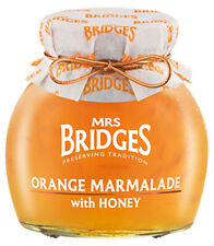Luxury Mrs Bridges Orange Marmalade with Honey 340g - Product of Scotland