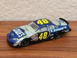 2007 Cup Champion #48 Jimmie Johnson Lowe's 1/64 Action NASCAR Diecast