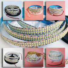 High Bright 12V 2835 LED Flexible Strip Light Tape Single Double Row Wholesale