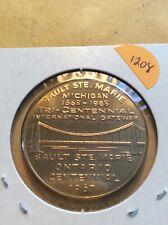 Exonumia: Sault Ste. Marie Centennial Medal (D208-1208)