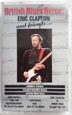 British Blues Heroes-Eric Clapton And Friends Cassette.1990 Woodford WMMC 4534.