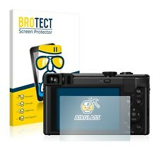 Panasonic Lumix DMC-TZ80 AirGlass Glass Screen Protector Protection Film