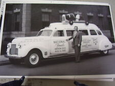 1940 CHEVROLET EXTENDED BODY SOAP BOX DERBY CAR  12 X 18  LARGE PICTURE  PHOTO