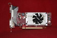 MSI Nvidia GeForce 8400 GS, 256 MB. PCI Express 2.0 x16 Graphics Card