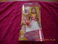 """poupée Disney Princess """"belle """"robe magique  hasbro neuve"""