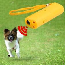 Ultrasonic Anti Bark Pet Dog Repeller Train Control Device Bark Stop Trainer UK