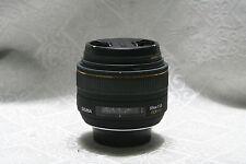 Sigma DC 30 mm F/1.4 EX HSM Lens For nikon