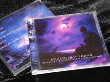 BENIGHTED IN SODOM Dismal Ethereality: Stellar Celestial Void CD lycia blackgaze
