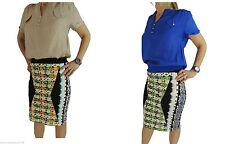 Knielange Damenröcke aus Baumwolle für Party-Anlässe
