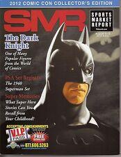 Sports Market Report (SMR) PSA Guide for August 2012 Vol 216 Batman