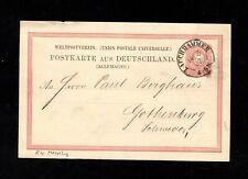 """Preußen 1883, nachverwendet  """"Lauchhammer""""  (#6548)"""