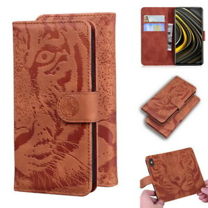 Shockproof Folio Wallet Phone Case For Xiaomi POCO M3 C3 Redmi Note 9 Pro Max