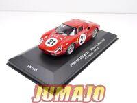 24H102 voiture 1/43 IXO 24 Heures Le Mans : FERRARI 275LM Winner #21 1965 LM1965