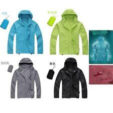 Raincoats Nylon Unbranded Regular Coats & Jackets for Men