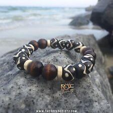 Boho Bracelet Beaded Bohemian Bracelet Sandalwood Bracelet Men's Surfer Bracelet