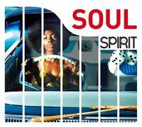 SPIRIT OF SOUL 4 CD NEW
