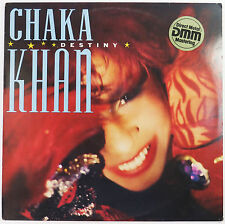 Destiny by Chaka Khan, Warner Bros 1986 LP Vinyl Record