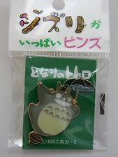 Flying Umbrella Totoro Pin * My Neighbor Totoro - Ghibli Museum Exclusive Japan