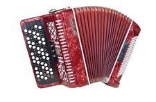 Neues Akkordeon Parrot B-Griff 69 k 96 Bs accordion accordeon chromatique neuf