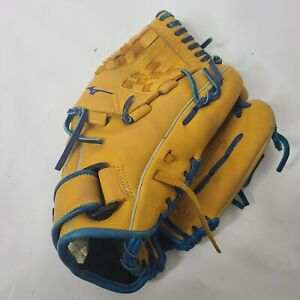 Mizuno GMVP1250PSEF6 Softball Glove Fast Pitch Right Hand Thrower Tan