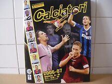 Calciatori 2006 - 2007  Album di figurine completo  Panini (HOM)