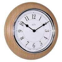 Wall Clock, Acctim Newton Wall Clock Wood