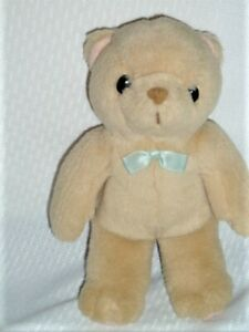 Cherished Teddies Stuffed Plush Beige Tan 1999 Teddy Bear Priscilla Hillman
