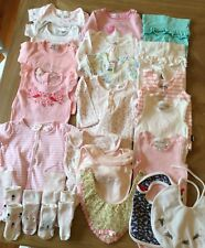 Baby Girls Clothing Bundle Size 000 Seed Pure Baby Bonds Marquise Target