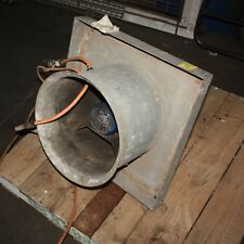 FANTECH 400mm axial FAN 0.37kW Duct Ventilation Air Con HVAC Spray Booth 415V
