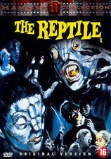 The Reptile NEW PAL Classic DVD John Gilling Noel Willman J. Daniel Ray Barrett