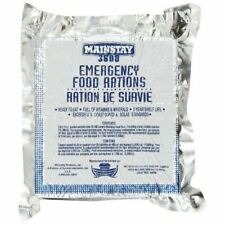 Mainstay Emergency Food Bar Ration, 3600 Calories