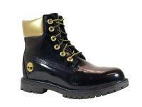 Timberland Women's Special Release Midnight Countdown Boots in Black (TB0A1U6H)