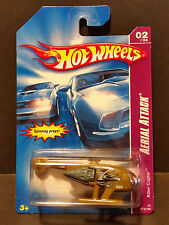 2007 Hot Wheels #074 Aerial Attack 2/4 Killer Copter - K7589