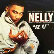 """NELLY - Iz U (12"""") (EX/EX)"""