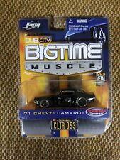 Jada Dub City Big Time Muscle '71 Chevy Camaro